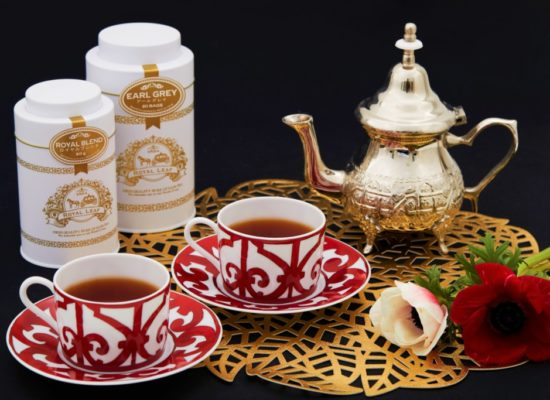 royal leaf tea